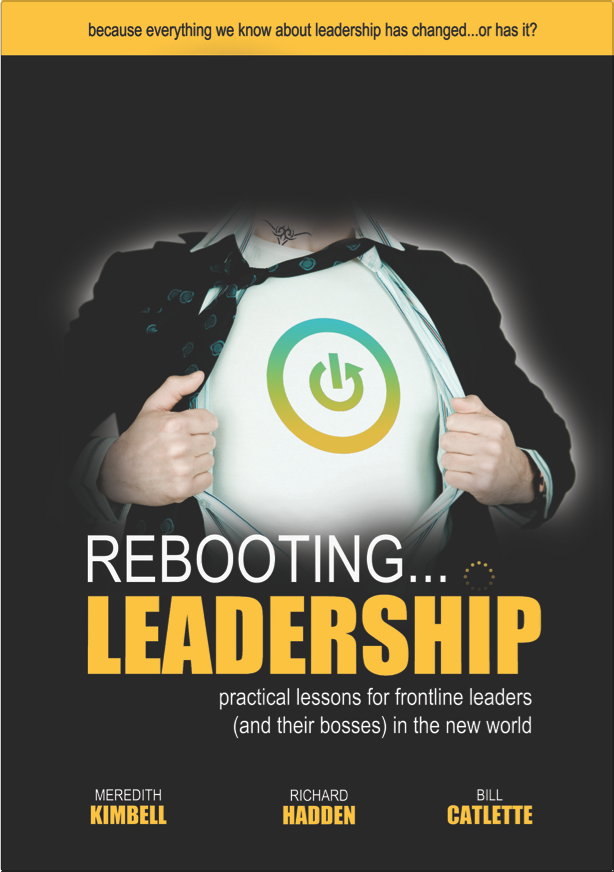Rebooting Leadership